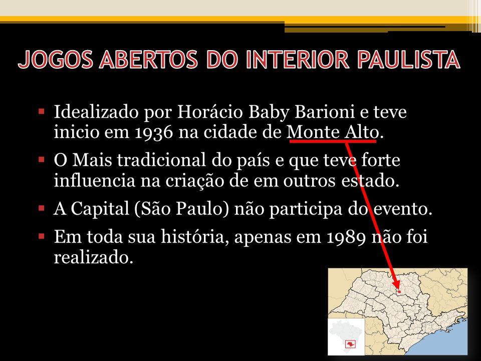 JOGOS ABERTOS DO INTERIOR PAULISTA