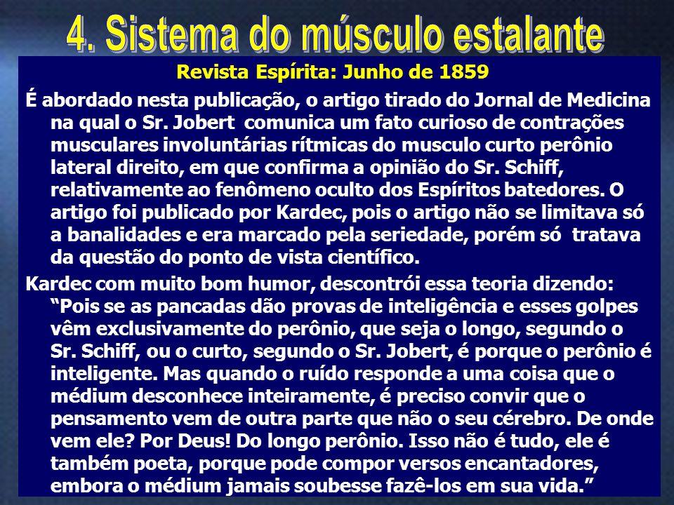 4. Sistema do músculo estalante