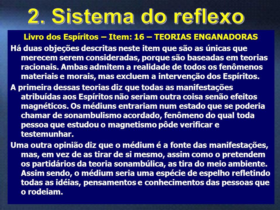 2. Sistema do reflexo