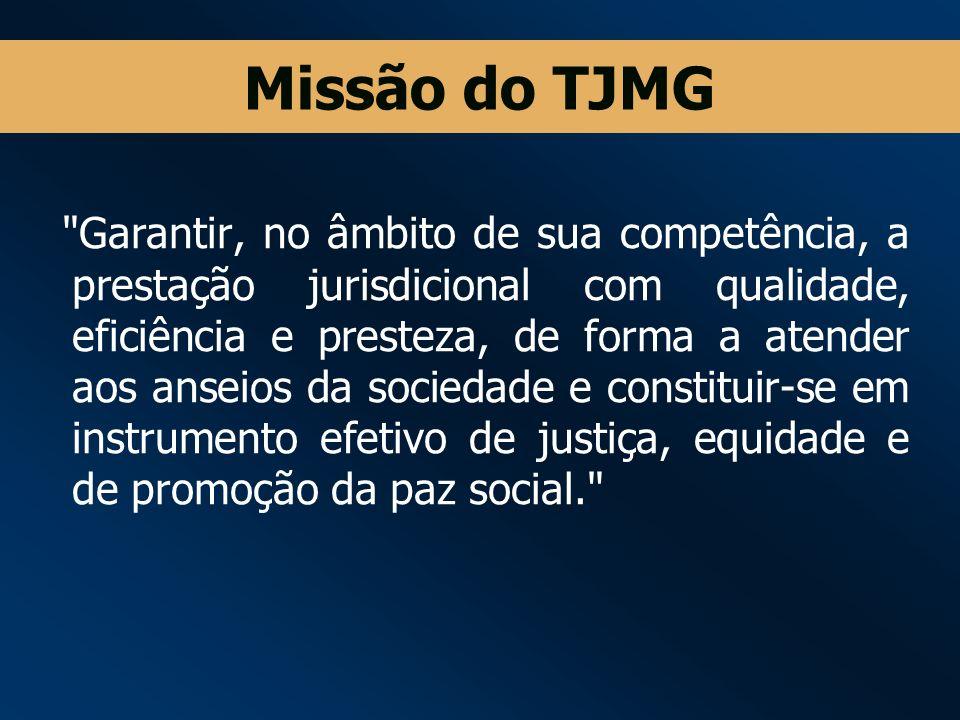 Missão do TJMG