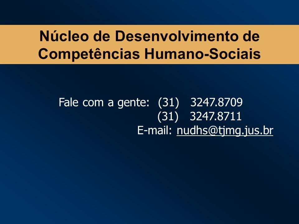 Núcleo de Desenvolvimento de Competências Humano-Sociais
