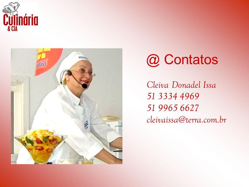 @ Contatos Cleiva Donadel Issa 51 3334 4969 51 9965 6627