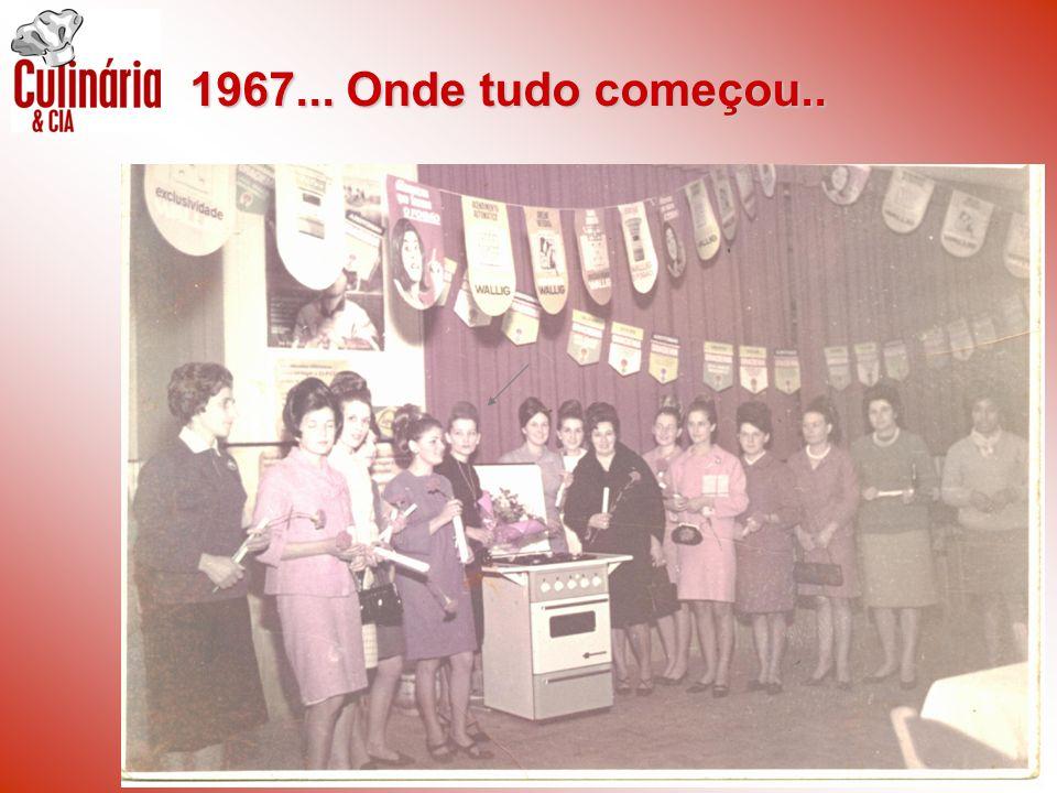 1967... Onde tudo começou..
