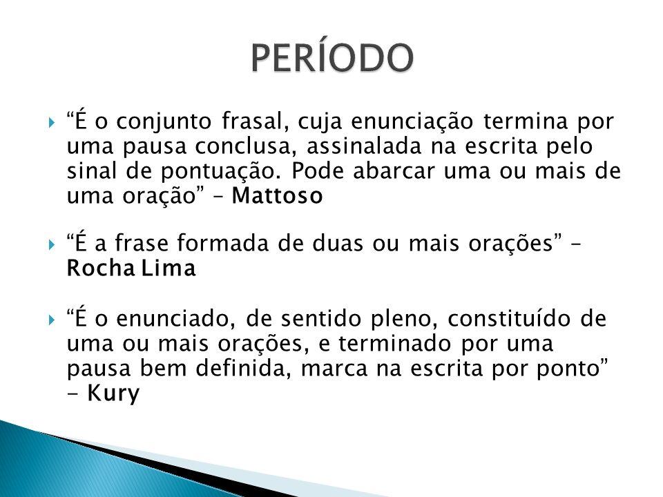 PERÍODO