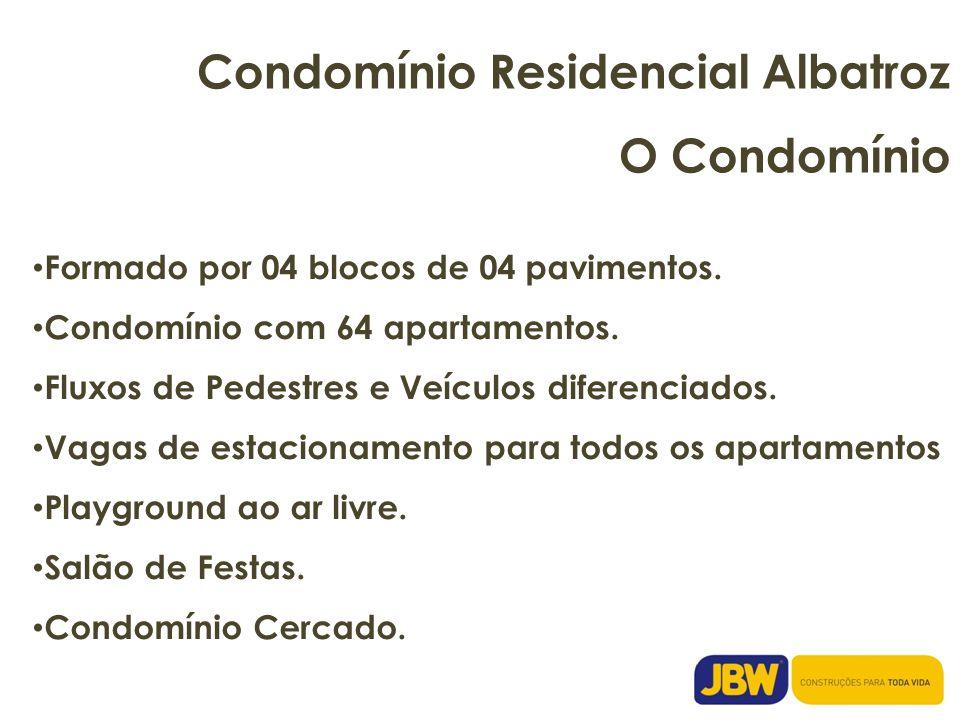 Condomínio Residencial Albatroz O Condomínio