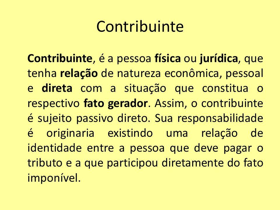 Contribuinte