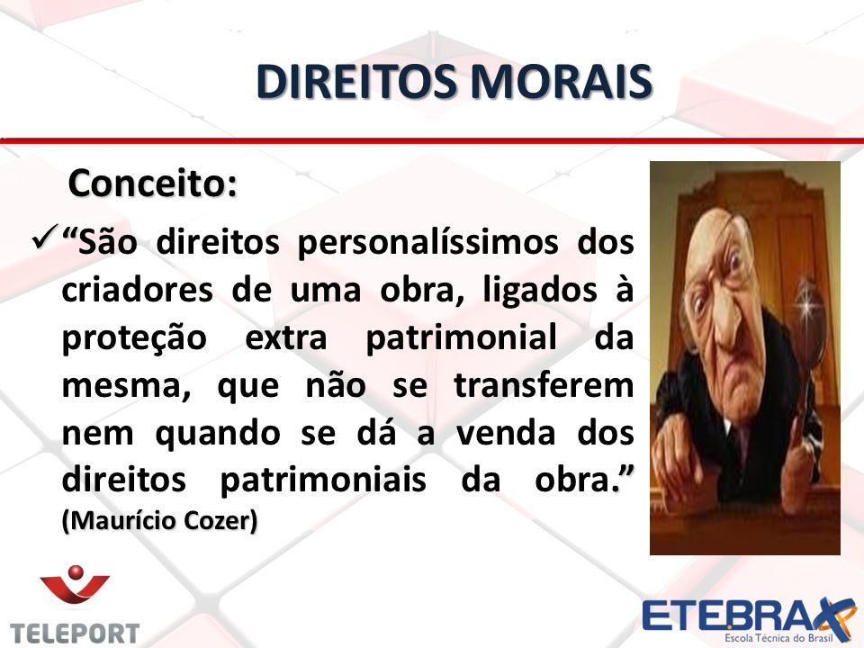 DireitoS MORAIS Conceito: