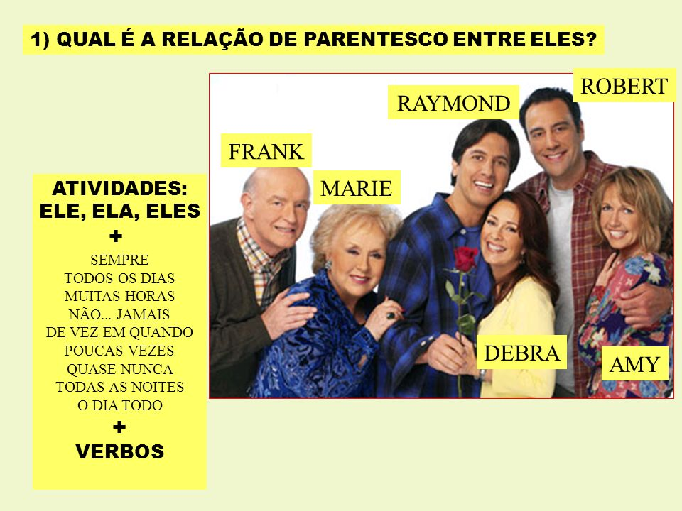 ROBERT RAYMOND FRANK MARIE + DEBRA AMY