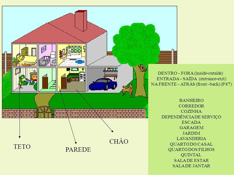 CHÃO TETO PAREDE DENTRO – FORA (inside-outside)