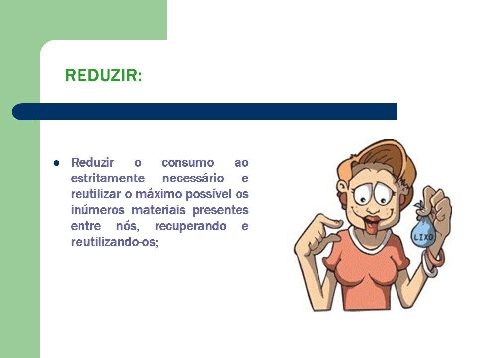 REDUZIR: