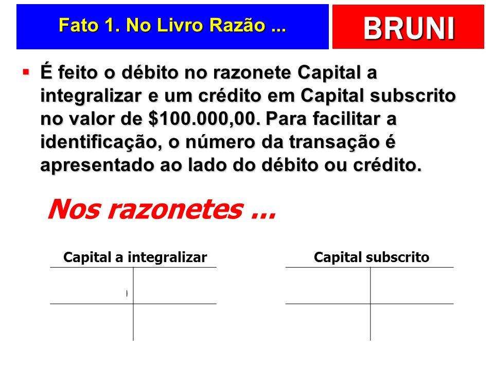 Capital a integralizar