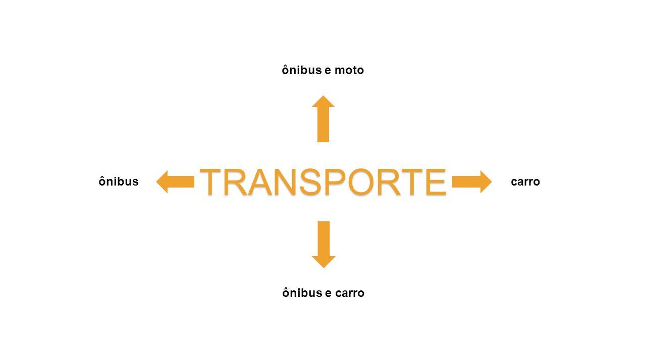 ônibus e moto TRANSPORTE ônibus carro ônibus e carro