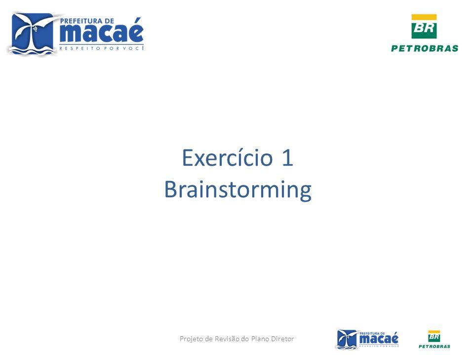 Exercício 1 Brainstorming