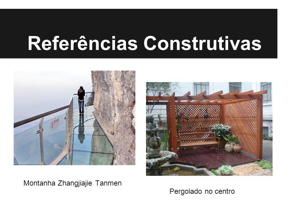 Referências Construtivas