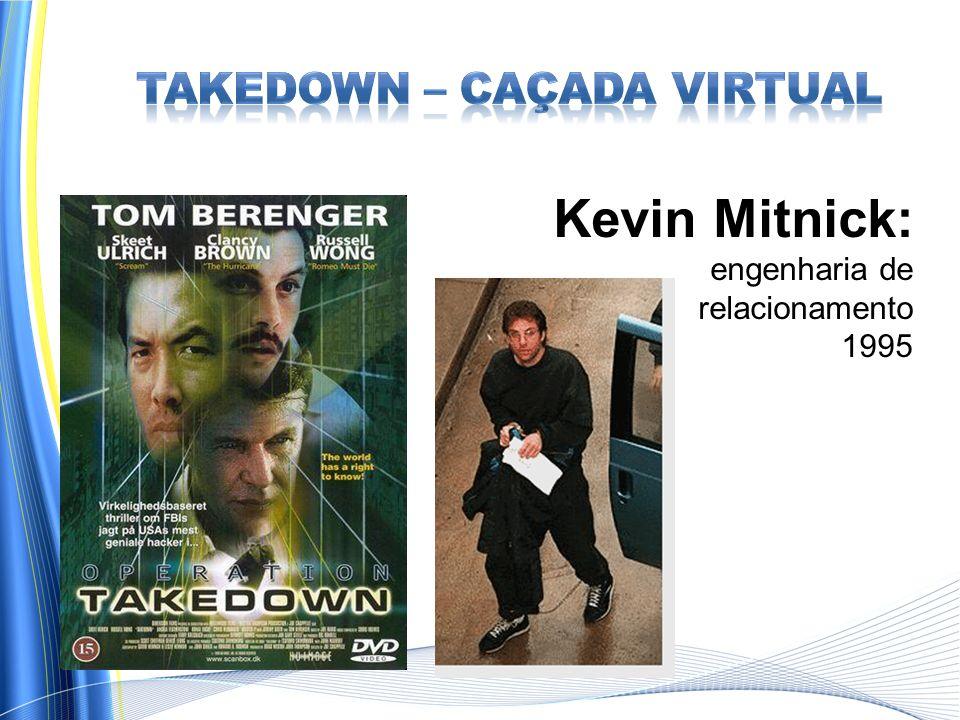 Takedown – caçada virtual