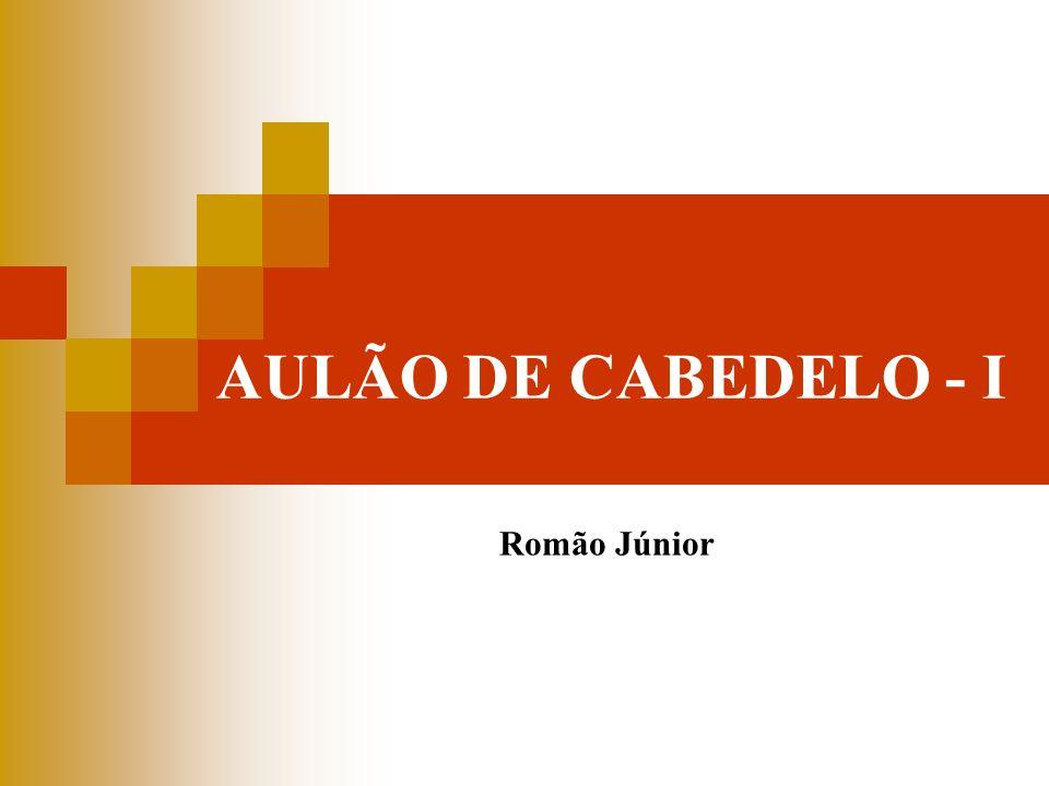 AULÃO DE CABEDELO - I Romão Júnior