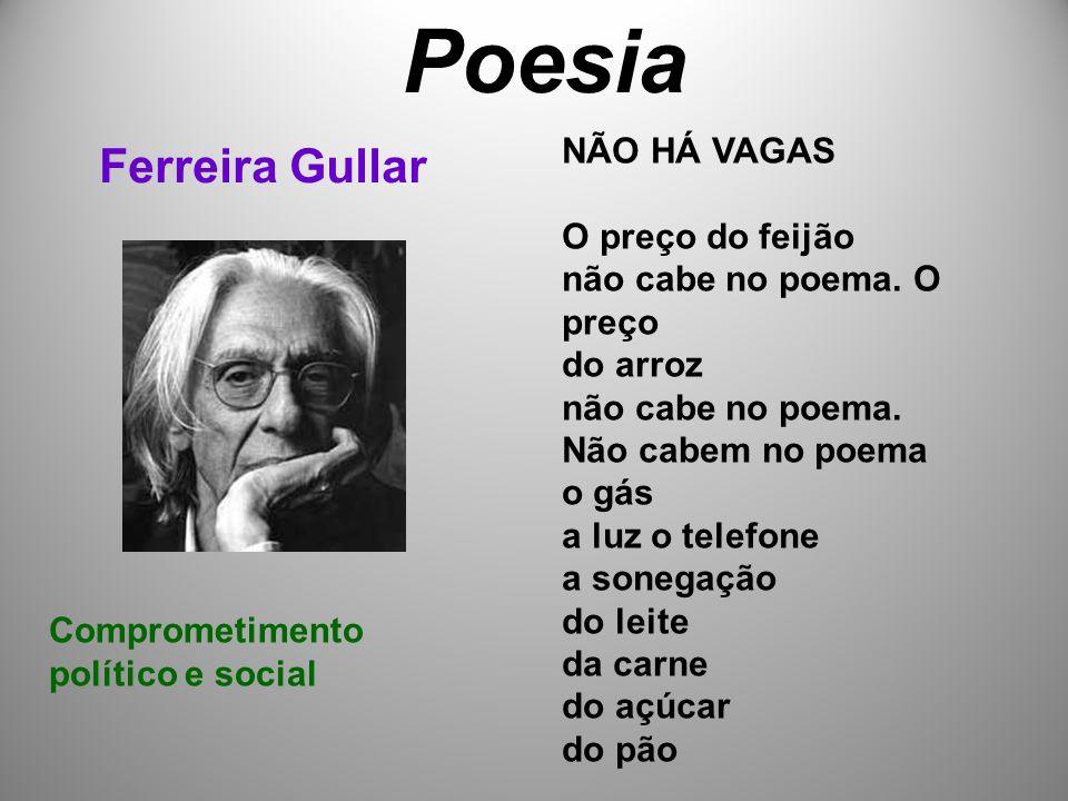 Poesia Ferreira Gullar