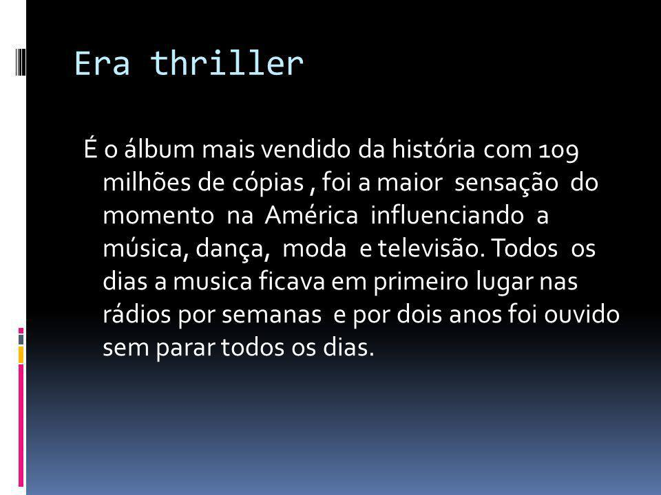 Era thriller