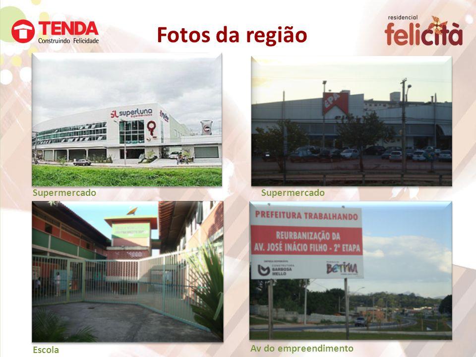 Fotos da região Supermercado Supermercado Escola Av do empreendimento