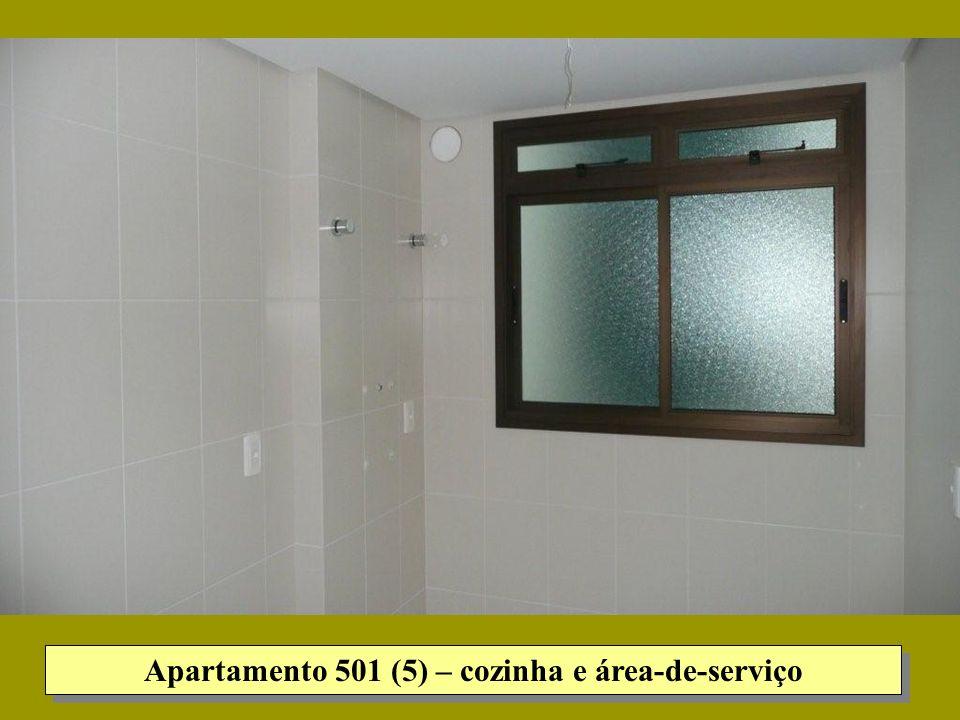 Apartamento 501 (5) – cozinha e área-de-serviço