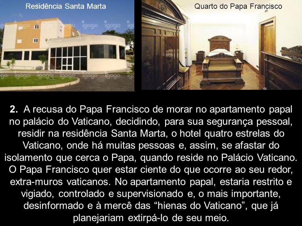 Residência Santa Marta