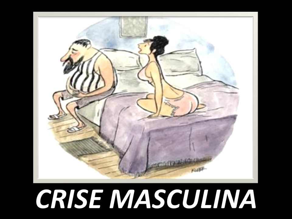 CRISE MASCULINA