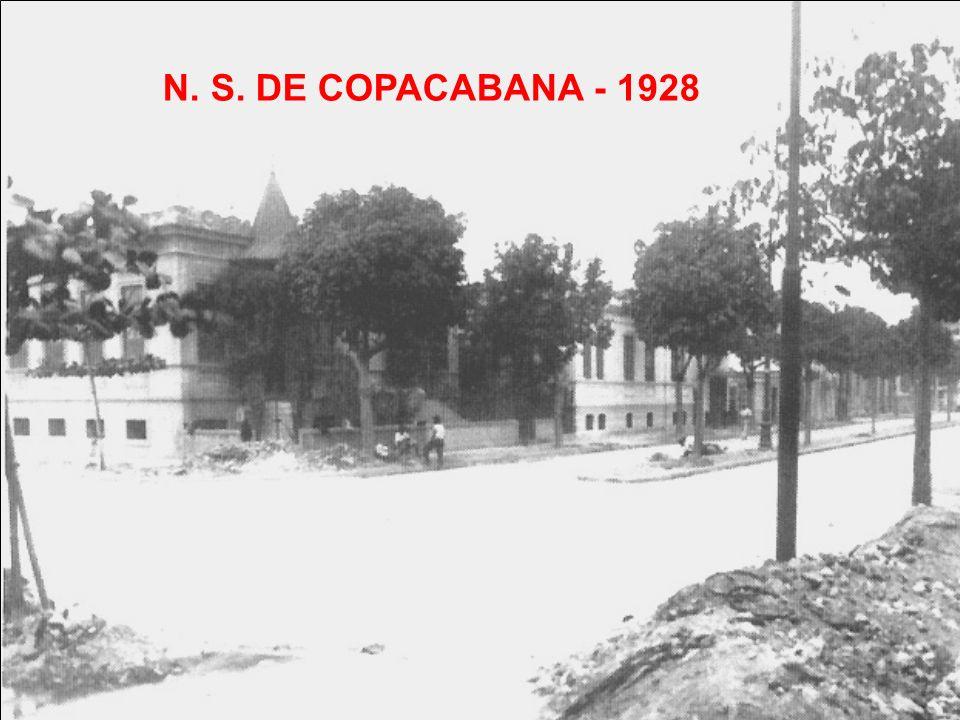 N. S. DE COPACABANA - 1928