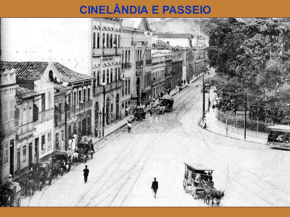 CINELÂNDIA E PASSEIO