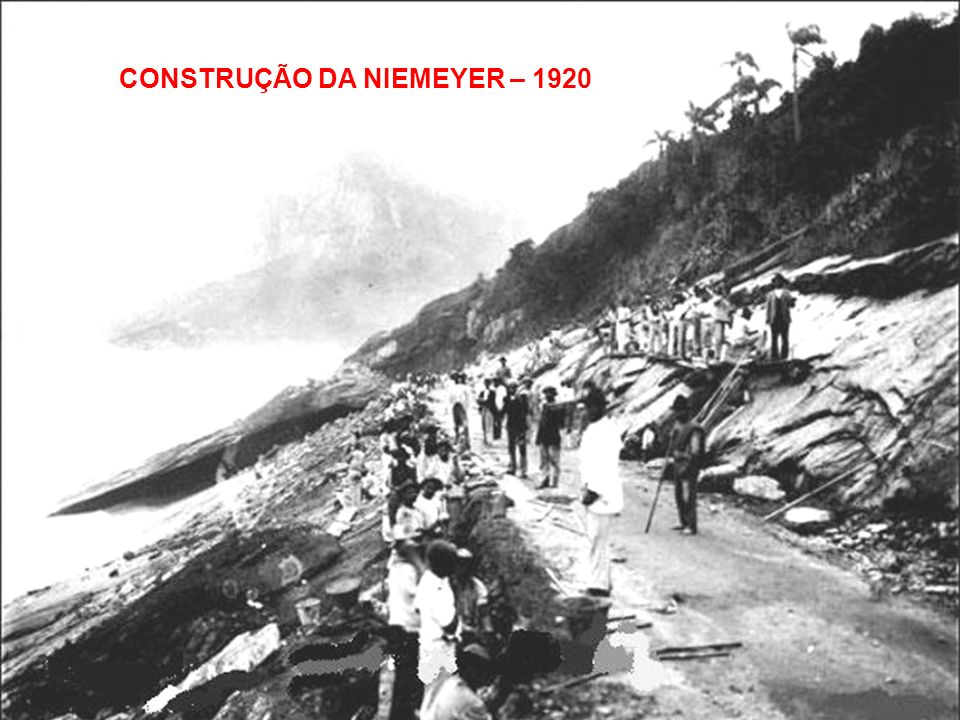 CONSTRUÇÃO DA NIEMEYER – 1920
