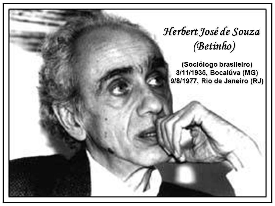 (Sociólogo brasileiro)