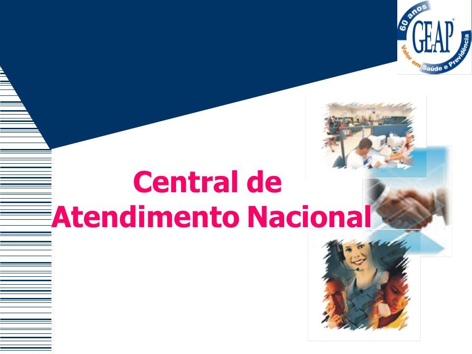 Central de Atendimento Nacional
