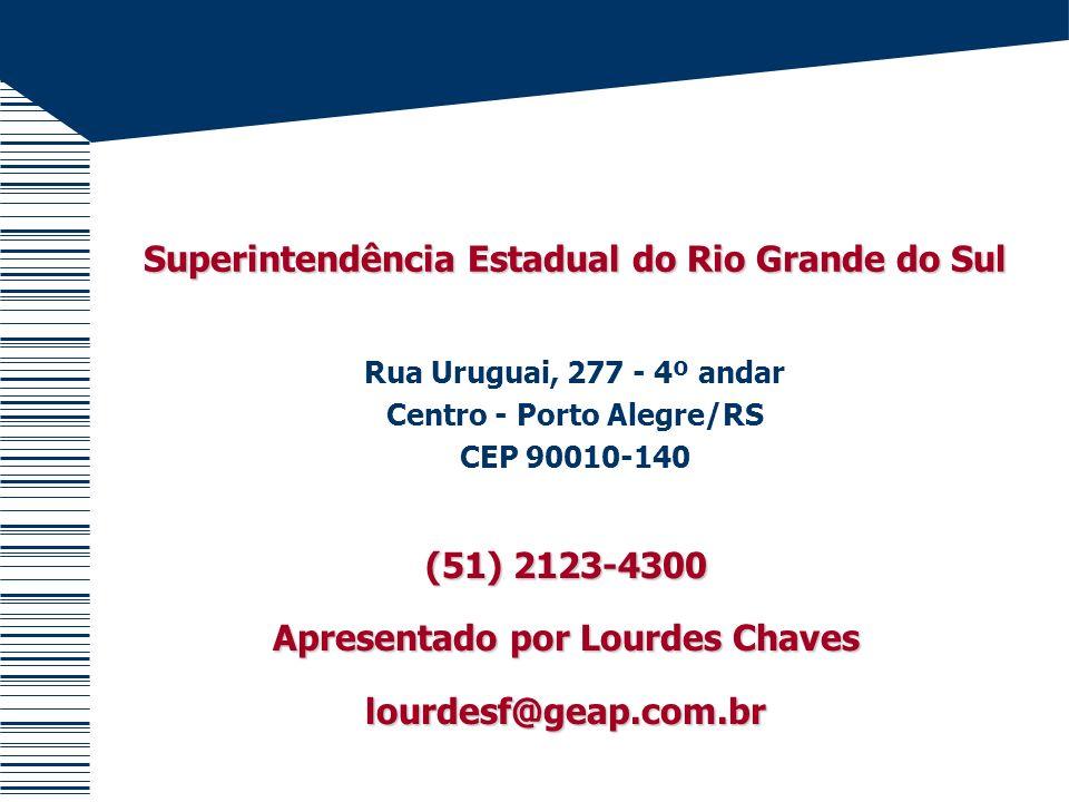Superintendência Estadual do Rio Grande do Sul