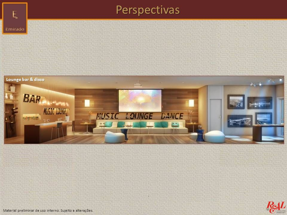 Perspectivas Lounge bar & disco