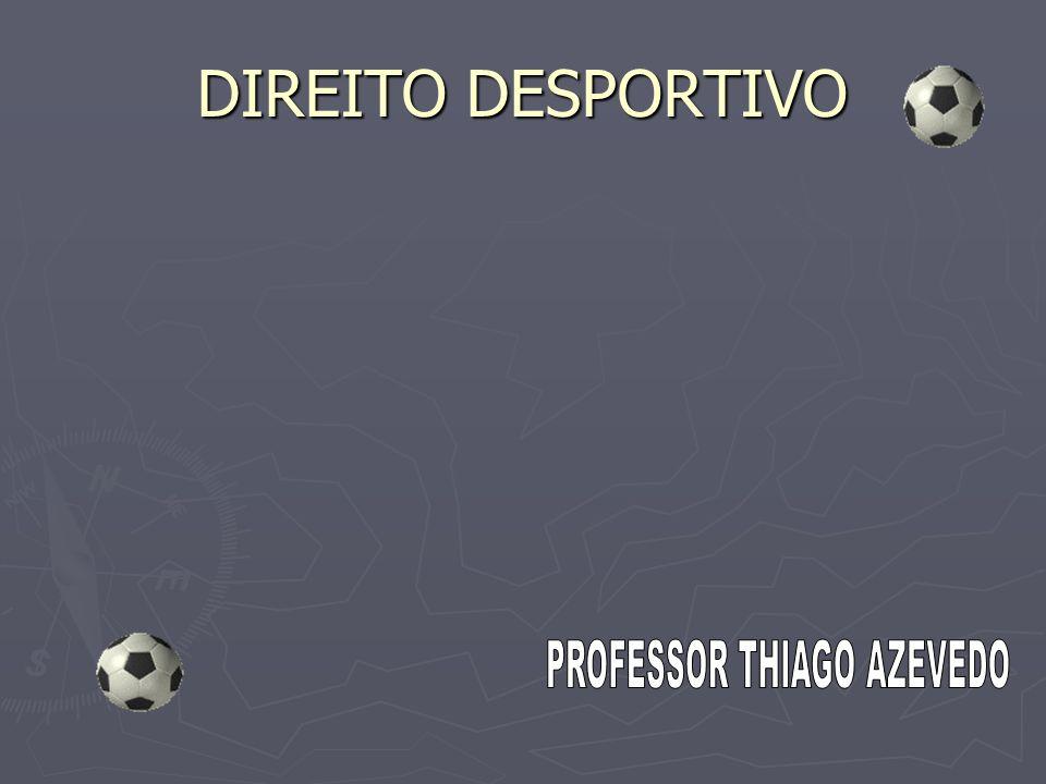 PROFESSOR THIAGO AZEVEDO