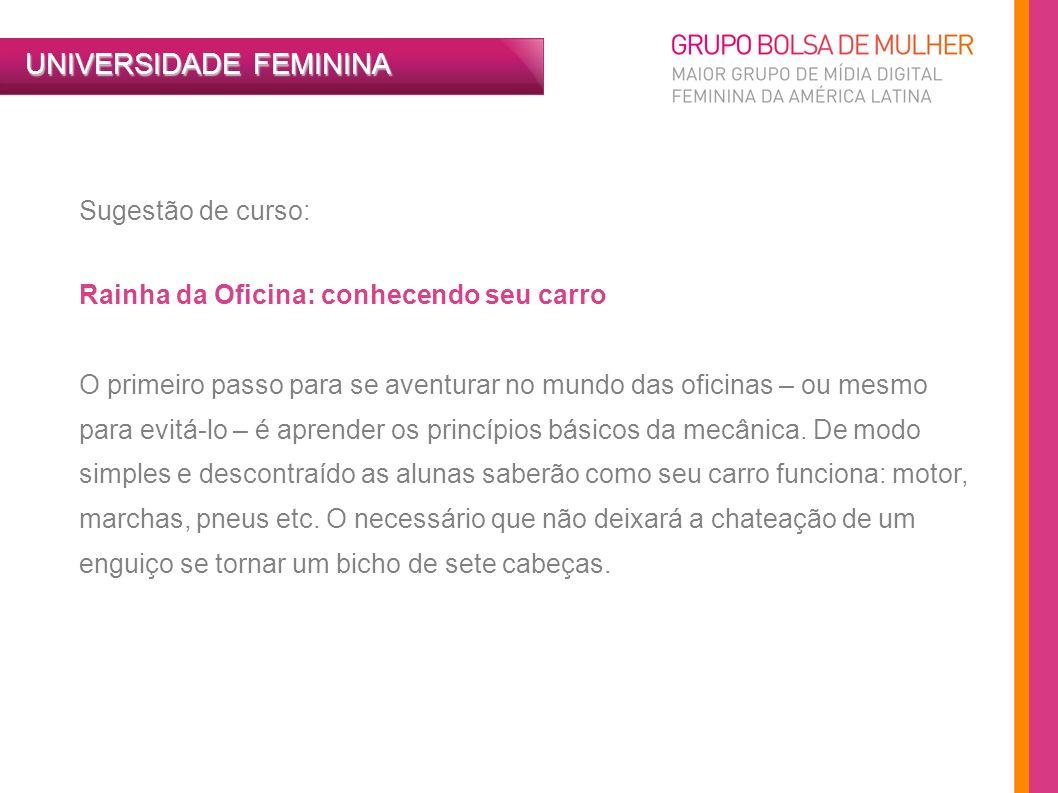 UNIVERSIDADE FEMININA