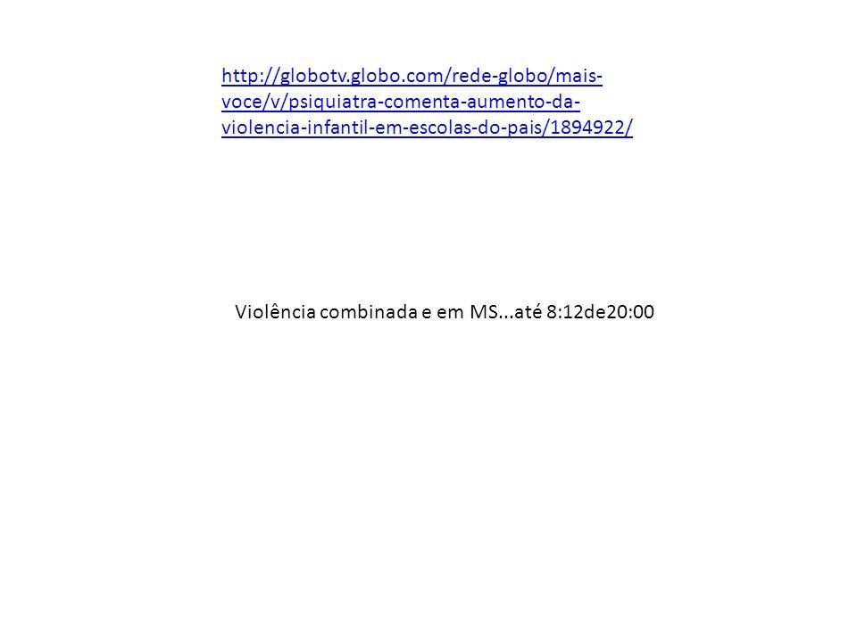 http://globotv.globo.com/rede-globo/mais-voce/v/psiquiatra-comenta-aumento-da-violencia-infantil-em-escolas-do-pais/1894922/
