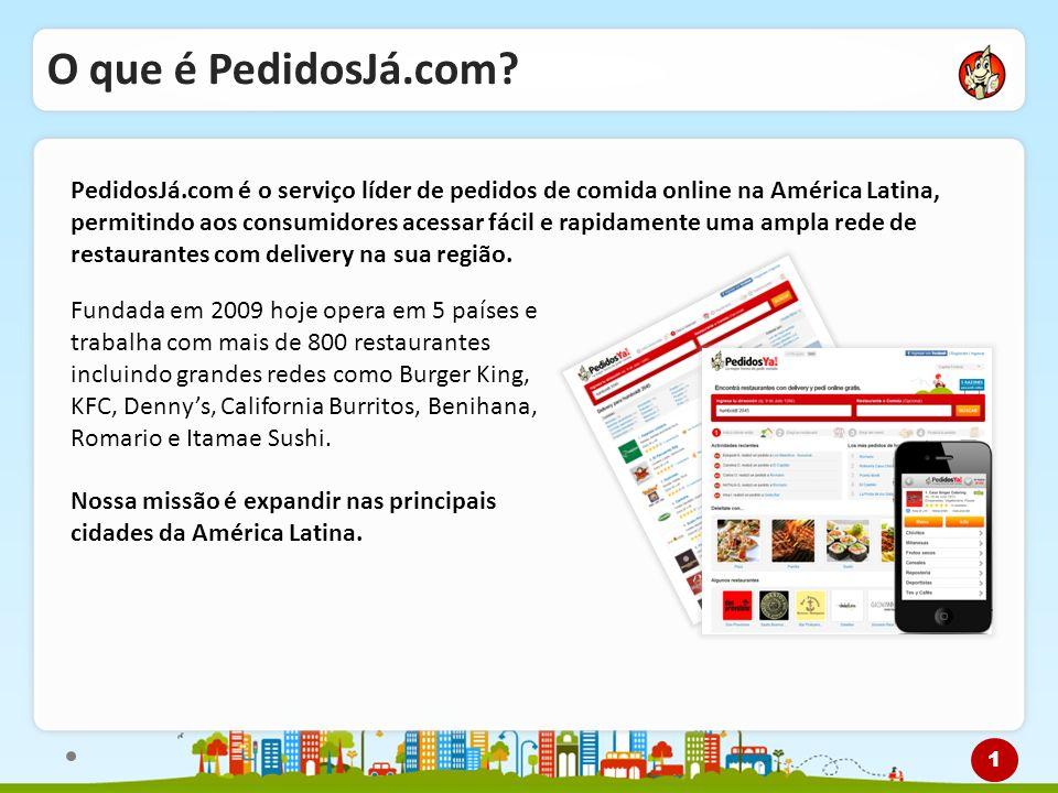 O que é PedidosJá.com