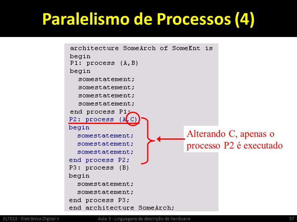 Paralelismo de Processos (4)