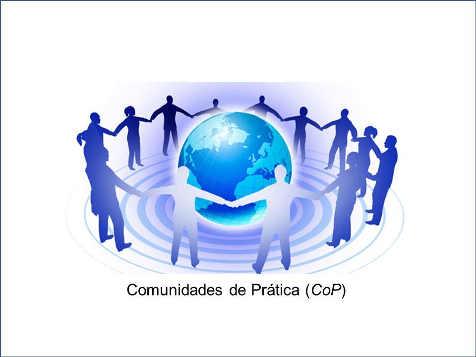 Comunidades de Prática (CoP)