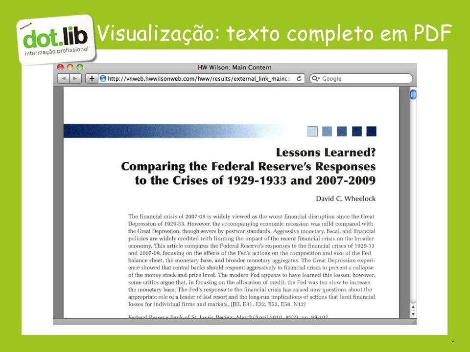Visualização: texto completo em PDF