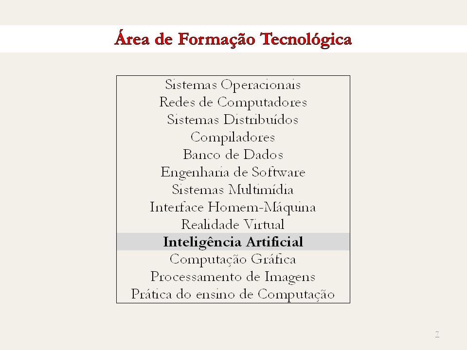 Área de Formação Tecnológica