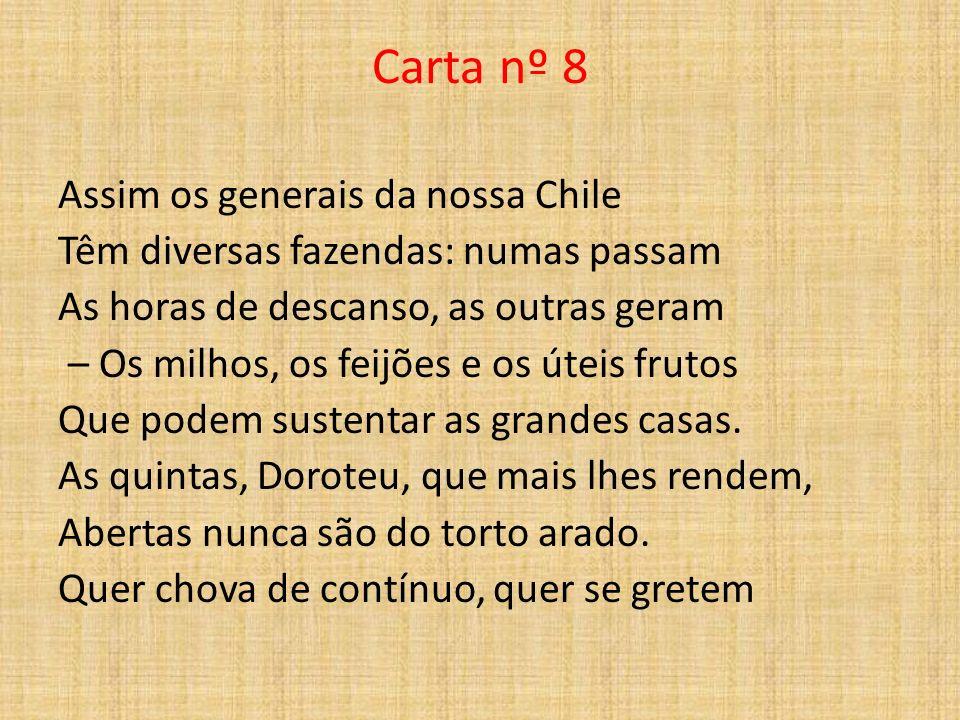 Carta nº 8