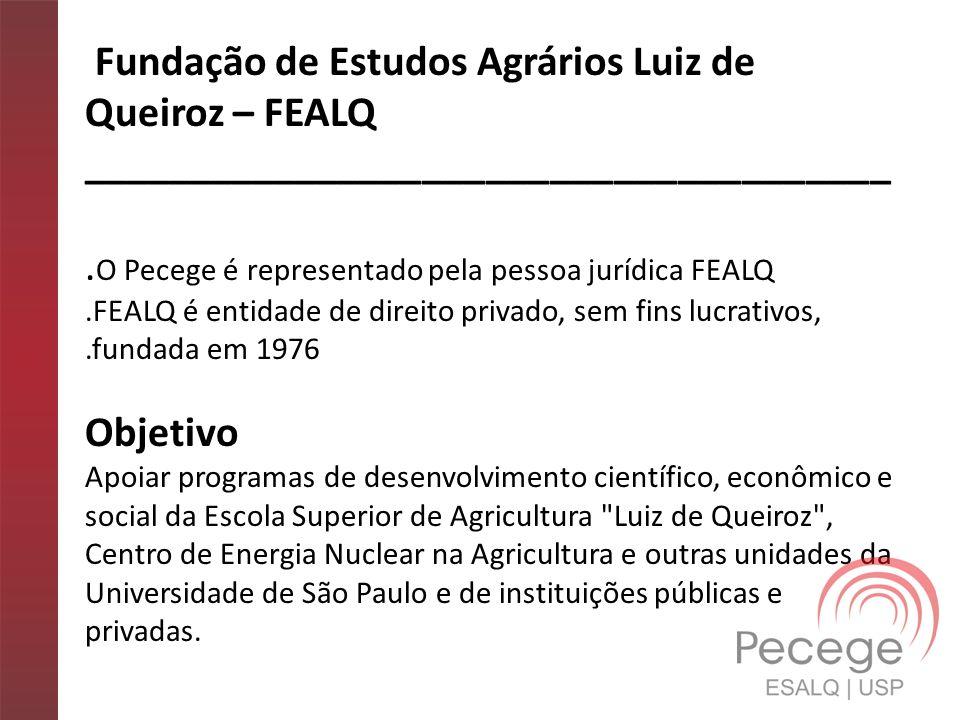Fundação de Estudos Agrários Luiz de Queiroz – FEALQ