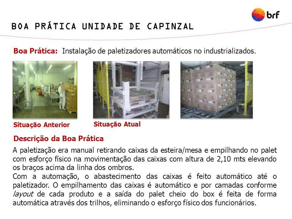 BOA PRÁTICA UNIDADE DE CAPINZAL