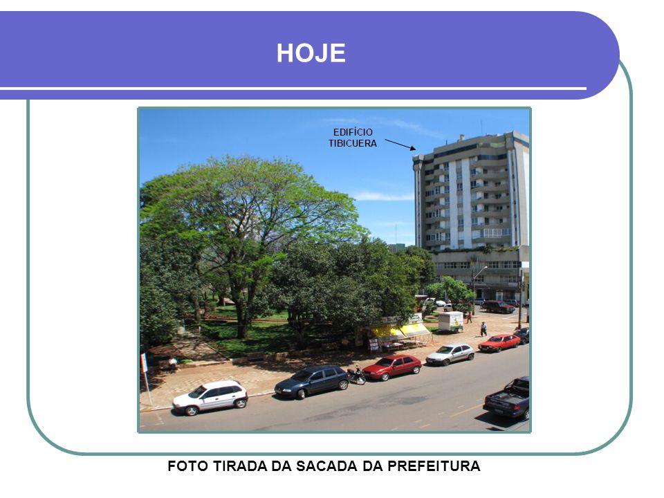 FOTO TIRADA DA SACADA DA PREFEITURA