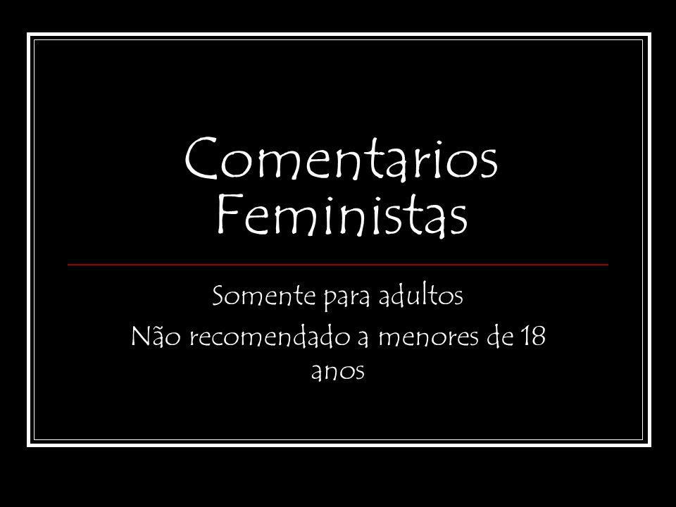 Comentarios Feministas