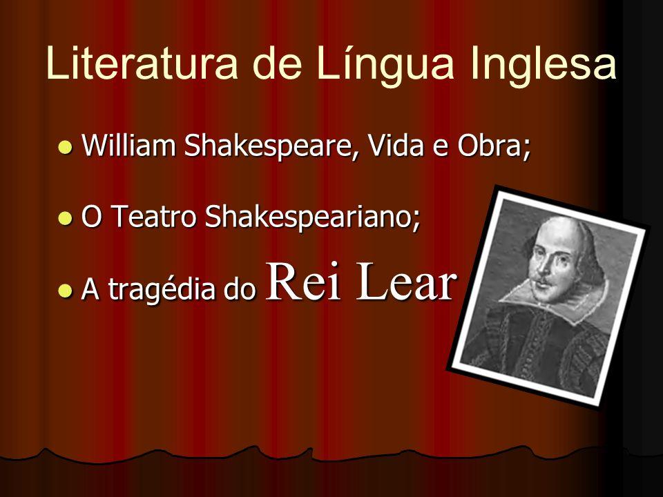 Literatura de Língua Inglesa