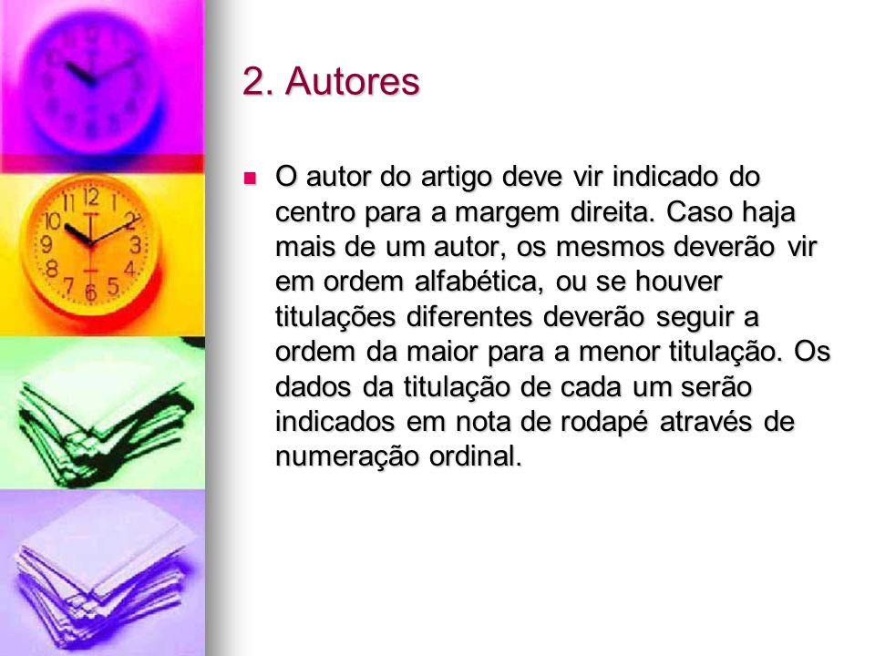 2. Autores