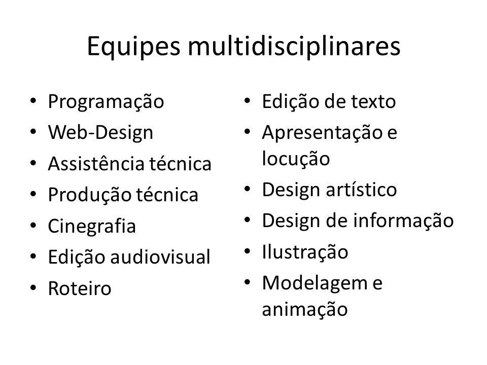 Equipes multidisciplinares