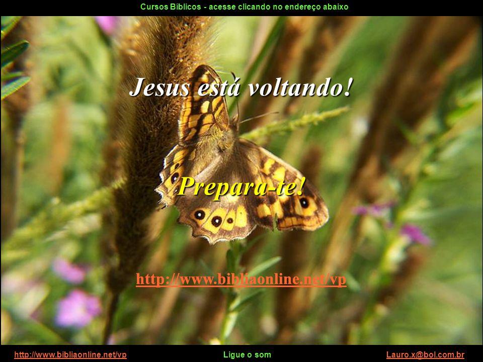 Cursos Bíblicos - acesse clicando no endereço abaixo